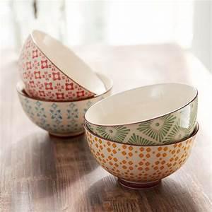 Kahla Geschirr Bunt : keramik schalen set 4 tlg bunt jetzt bei bestellen ~ Watch28wear.com Haus und Dekorationen