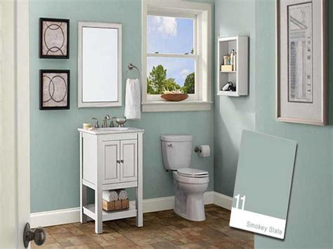 color ideas for bathroom paint colors for small bathrooms collection with bathroom