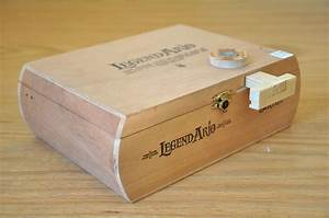 DIY - Cigar Box to Pochade Box Conversion - Green Olive Arts
