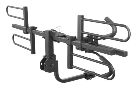 trailer hitch platform bike rack upright heavy duty