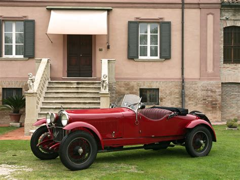 1928 Alfa Romeo 6c 1500 Sport James Young Related