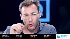 Talk Like Ted Addiction To Technology Is Ruining Lives Simon Sinek On
