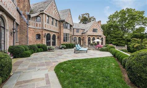english tudor style mansion  rye  york homes