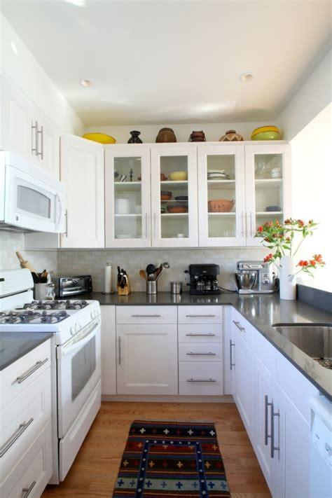 kitchen cabinet configurations cocina peque 241 a con mucho estilo 38 ideas 2427