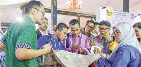 Pt manunggal mengambil kebijakan sebagai berikut: Pt. Lakumas Lebaksiu / Benang Tegal diminati Malaysia ...