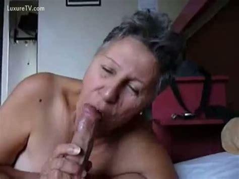 Mature Sex Old Granny Blowjob