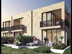 HAJR First Modern Stone Villa in Dubai Call Damac ...  Modern