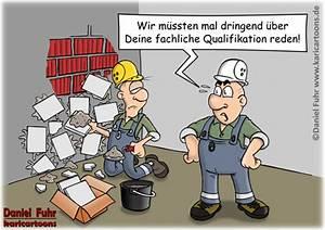 Bilder Hausbau Comic : handwerker cartoons karikaturen illustrationen von daniel fuhr ~ Markanthonyermac.com Haus und Dekorationen