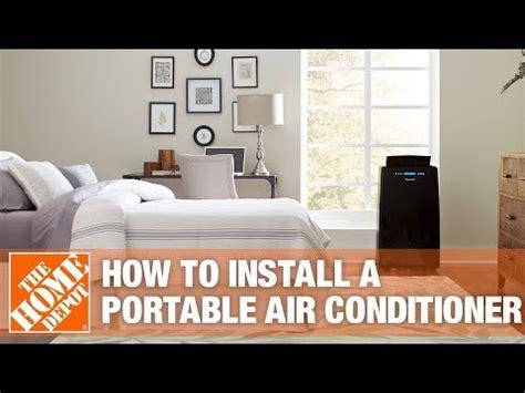 install  portable ac unit   casement window doovi