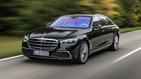 It was unveiled online on 2 september 2020. 2020 Mercedes-Benz S-Class: Review, Variants, Features, Specs