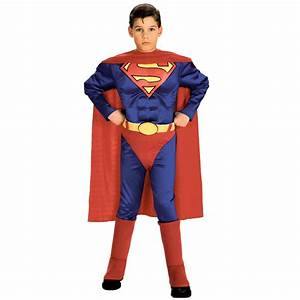 Kids Superman Muscle Costume | $43.99 | The Costume Land