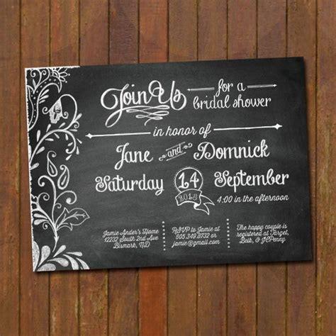 27+ Wedding Shower Invitation Templates Free Sample
