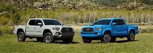 Differences Between The 2021 Toyota Tacoma And 2020 Toyota