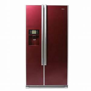 Refrigerateur Congelateur Americain : haier hrf 663cjr r frig rateur am ricain 500 l 341 l ~ Premium-room.com Idées de Décoration