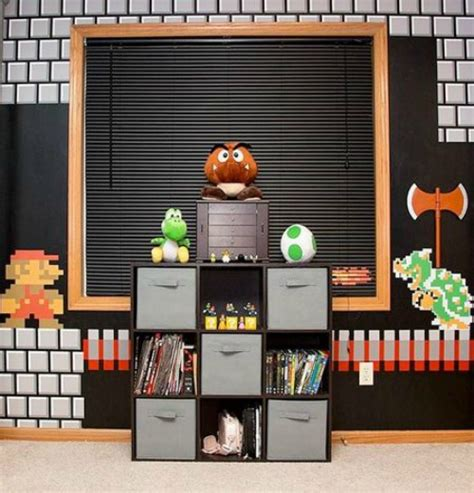 awesome video game room ideas     kids