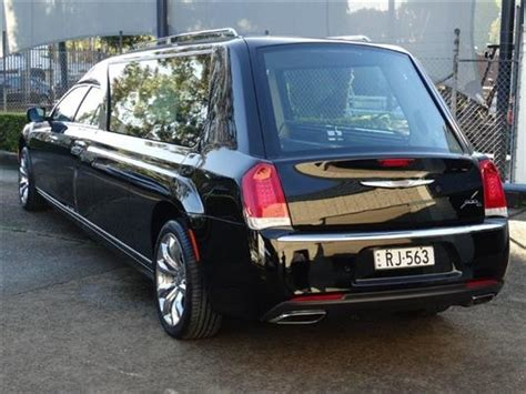 Chrysler Hearse by New Hearses Chrysler 300c Hearse