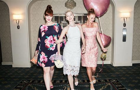 What Do I Wear To A Bridal Shower by What To Wear To A Bridal Shower Wedding Dress Code Macy S