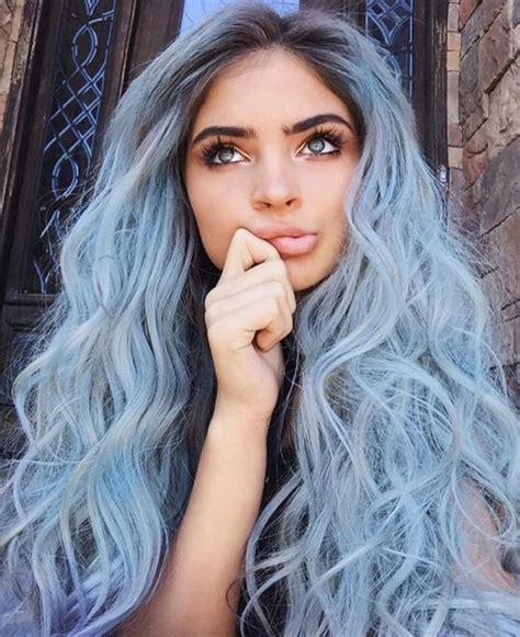 20 Mermaid Blue Hair Ideas And Shades Styleoholic