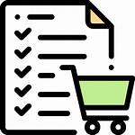 Shopping Icon Flaticon Icons Svg Checklist Selection