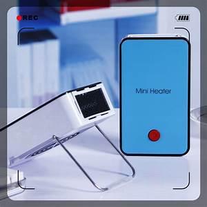 Chauffage A Batterie : mini ventilateur portable chauffe haute qualit batterie rechargeable chauffage lectrique ~ Medecine-chirurgie-esthetiques.com Avis de Voitures