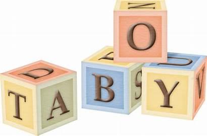 Blocks Boy Transparent Nursery Clip Babies Cuteaspie