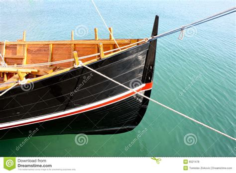 Wooden Boat Bow wooden boat bow royalty free stock photos image 6521478