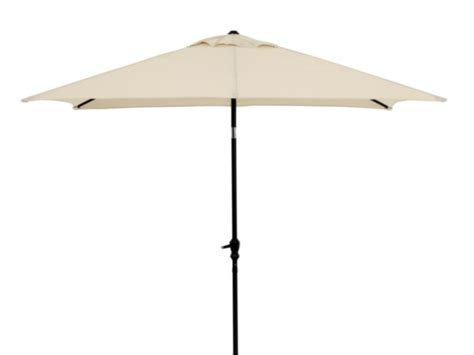 6 ft x 9 ft oblong umbrella taupe walmart patio
