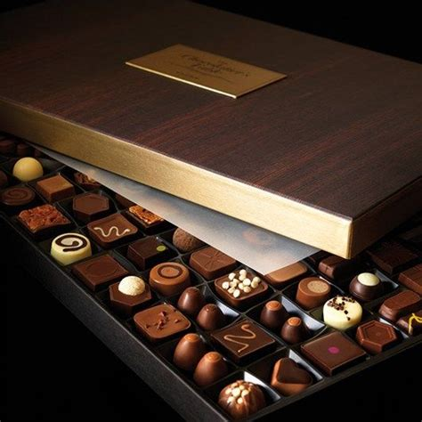 luxury chocolate le chocolat