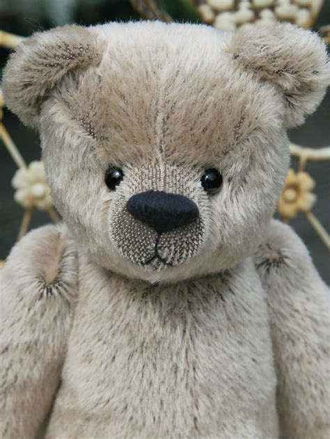 frederick jointed teddy bear sewing pattern