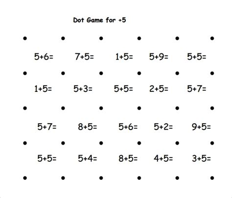 sample dot game template   documents