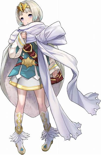 Ylgr Characters Emblem Fire Heroes Princess Feh
