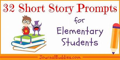 Story Short Prompts Elementary Writing Students Journalbuddies