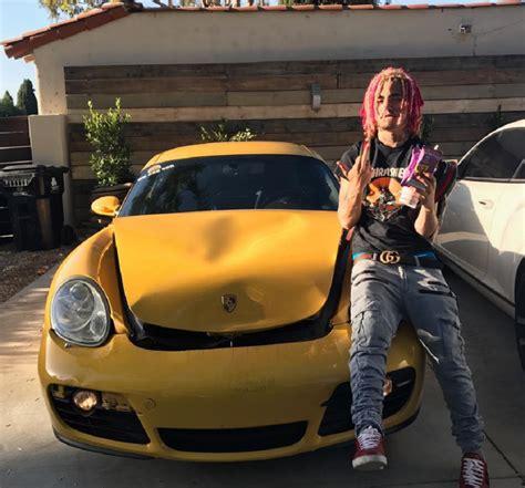 rapper buys porsche cayman promptly wrecks  rennlist