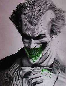 Drawing Pictures: Drawing Pictures Of The Joker
