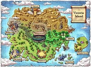 MapleSEA — Info  Map  Victoria Island