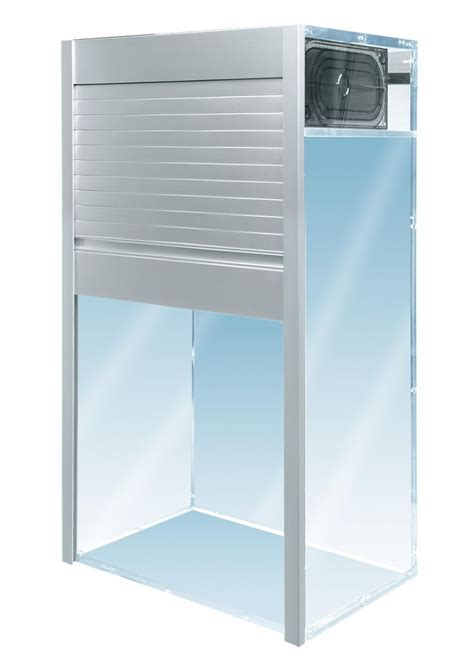 Door Roll Up offers aluminum tambour doors in a gorgeous