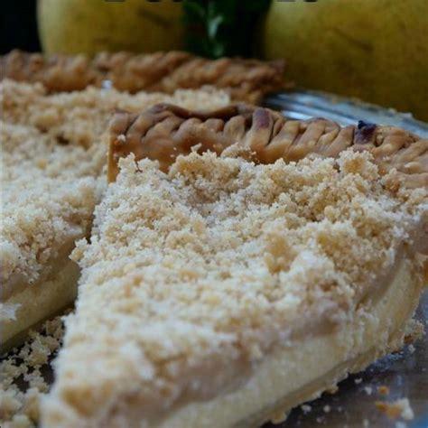 pear pie fresh recipe greatgrubdelicioustreats delicious pears recipes dessert crunchy bartlett