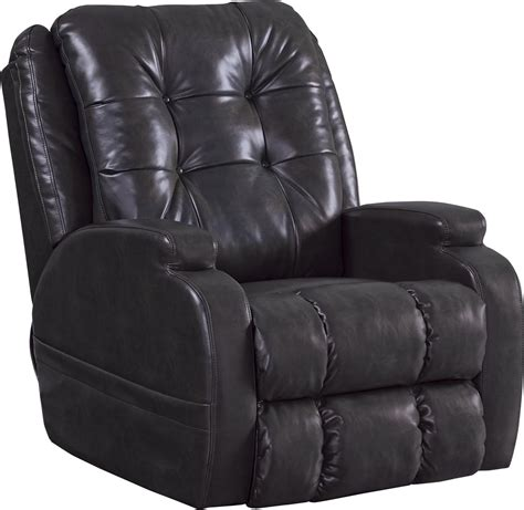 catnapper jenson power lift lay flat recliner with dual