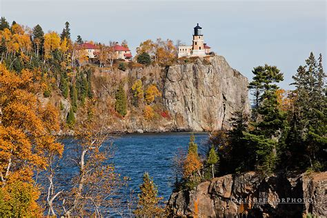 split rock lighthouse autumn lakesuperiorphotocom