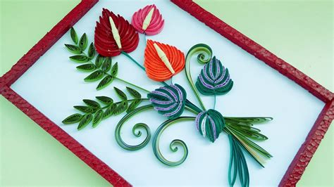 Sign up for canva using your facebook or google account. Quilling greeting cards and wall designs by using Falmingo flowers (квиллинг)| Paper Quilling ...