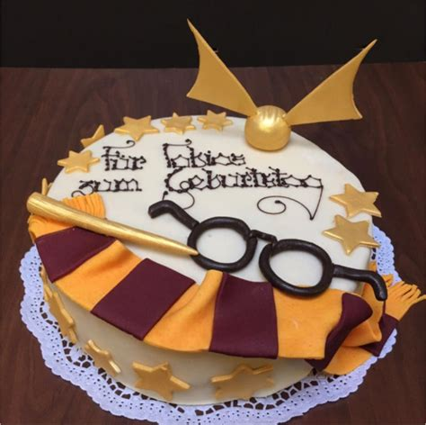 harry potter eule kuchen