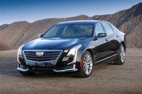 2016 Cadillac Ct6 Review