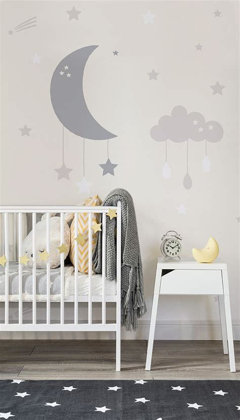 modern nursery wallpaper thenurseries