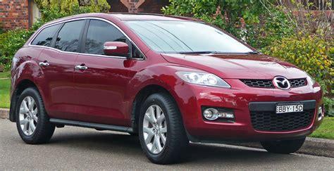Mazda Cx 7 Wikipedia