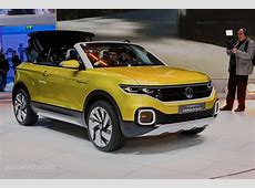 Volkswagen TCross Breeze Crosses a Polo with a Range