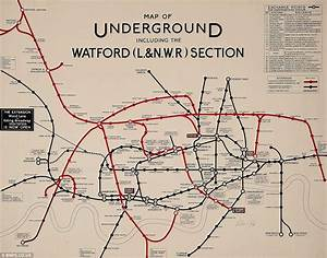 Maps Show How London U0026 39 S Tube Network Has Expanded And