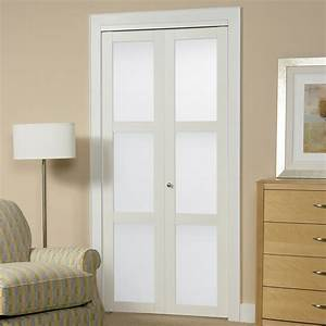 Supreme glass doors lowes doors bifold doors lowes lowes for Bedroom door frame lowes