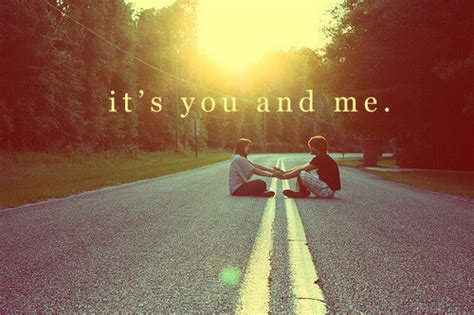 Couple, Love, Road, You, You And Me