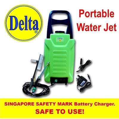 Qoo10   Delta portable rechargeable battery operated car