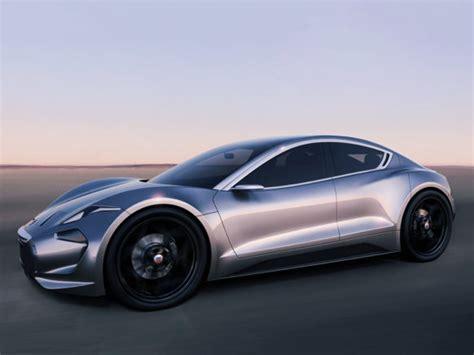Elon Musk's Employee Henrik Fisker Just Launched A Tesla's